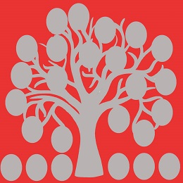 Signature tree with circles, extra circles available to add  12